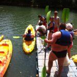 AQUAMODULE = photo réelle _base de canoe